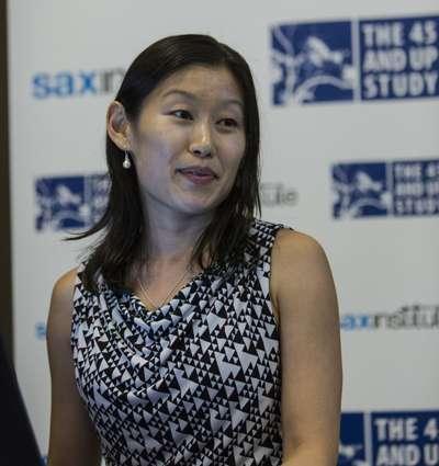 Melody Ding (de l'université de Sydney) est la principale auteure de cette recherche. © Sax Institute