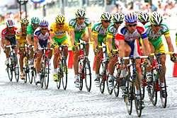 Floyd Landis au cours du Tour de France 2006 © Flickr /D. Reinhardt