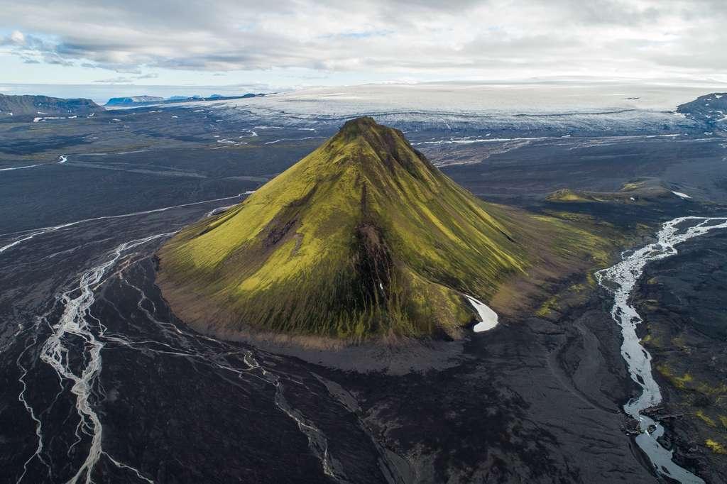 L'Islande vue du ciel : le Malifell