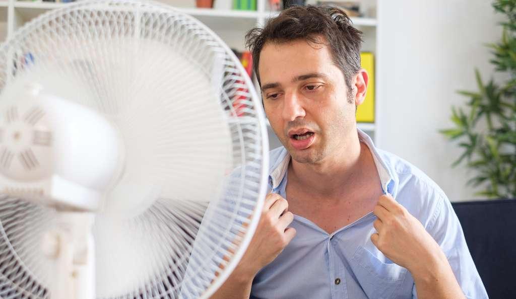 Lorsque l'on souffre de la chaleur, difficile de penser aux conséquences de l'utilisation d'un système de climatisation sur l'environnement. © Paolese, Fotolia