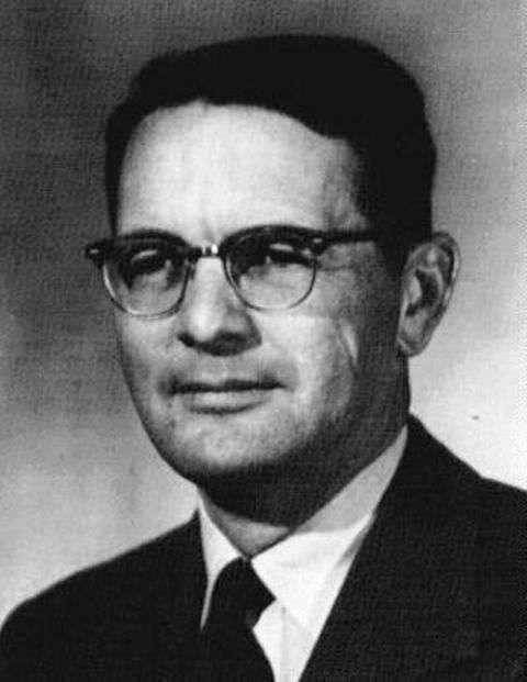 Le premier à proposer le concept de l'optique adaptative a été l'astronome Horace W. Babcock. © Horace Babcock