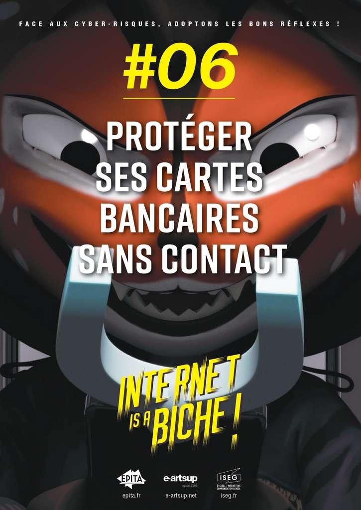 Le numérique nous oblige à la prudence pour protéger nos données et celles de nos proches. © Groupe Ionis