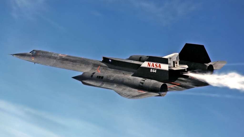 Le Lockheed SR-71 Blackbird, un redoutable avion espion américain