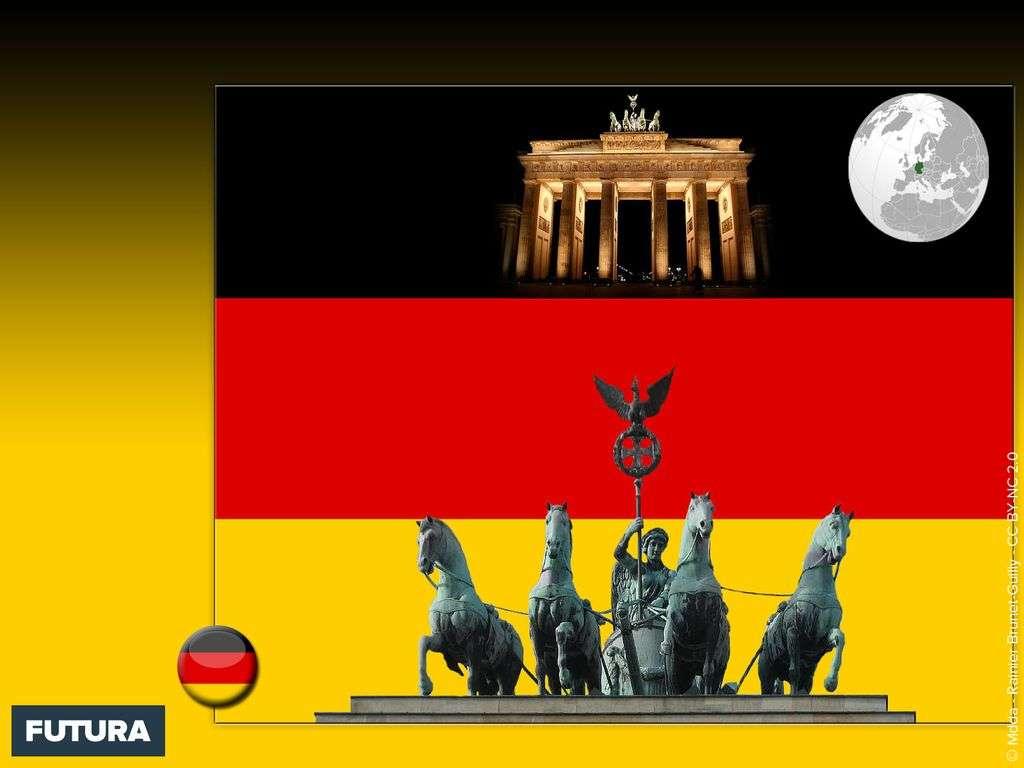Drapeau : Allemagne
