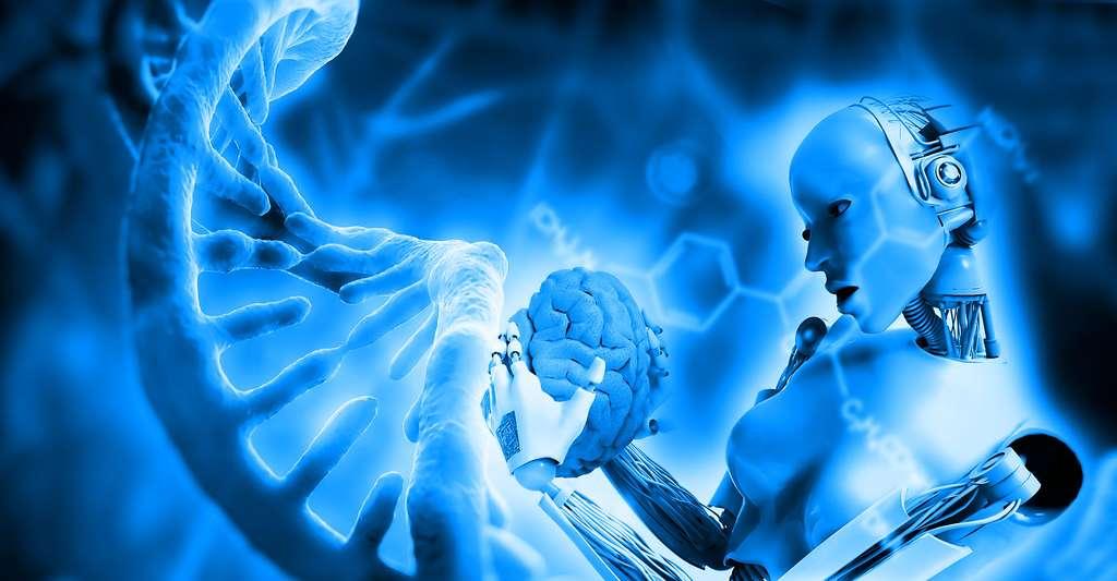 Qu'est-ce que l'intelligence artificielle ? © 389289946, Shutterstock