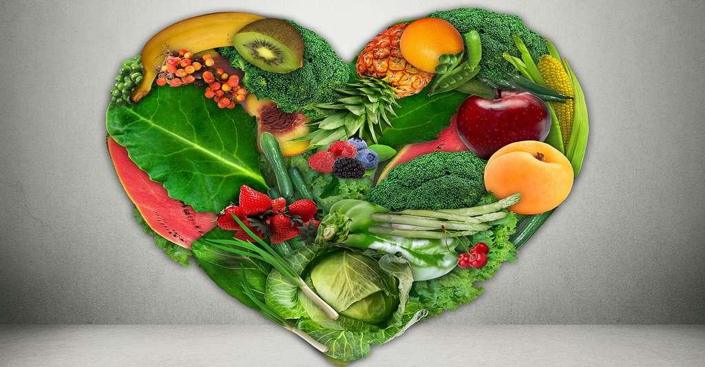 Manger des fruits et légumes est important. © PathDoc, Shutterstock