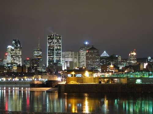 Montréal est une ville du Québec vivante et vibrante qui mérite d'être connue. © Thomas Richardier