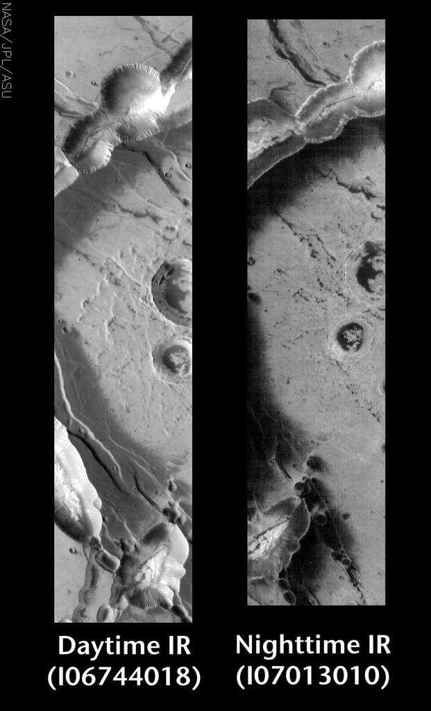 Mars : Noctus Labyrinthus