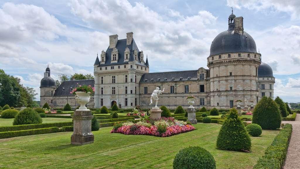 Le châteaux de Valençay, résidence de Talleyrand