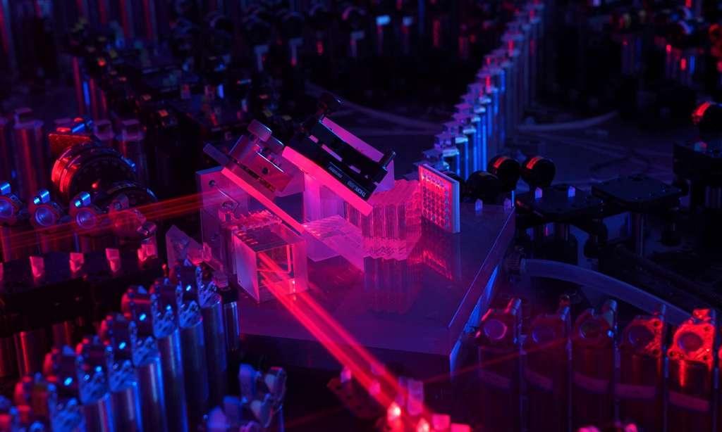 Le succès de Jiuzhang marque un nouveau jalon dans le domaine de l'informatique quantique. © University of Science and Technology of China