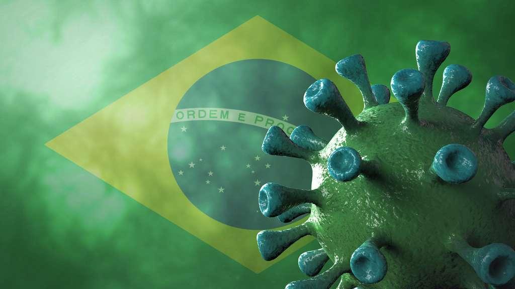 Malgré 76 % de la population immunisée, Manáus au Brésil fait face à une deuxième vague inquiétante. © Andrea, Adobe Stock