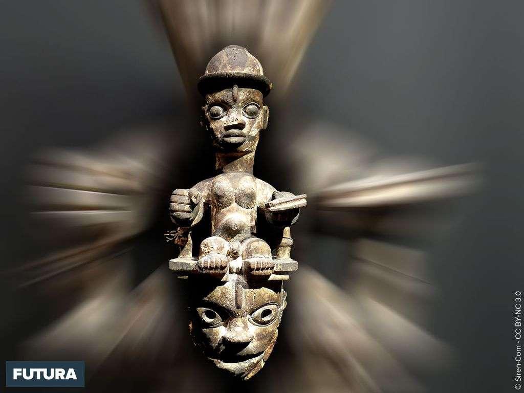 Masque Ogoni - Nigéria