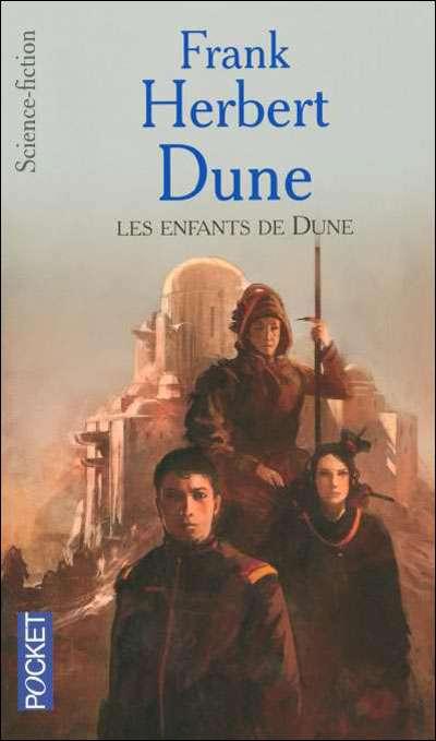 Frank Herbert - Cycle de Dune, Tome 3 : Les Enfants de Dune