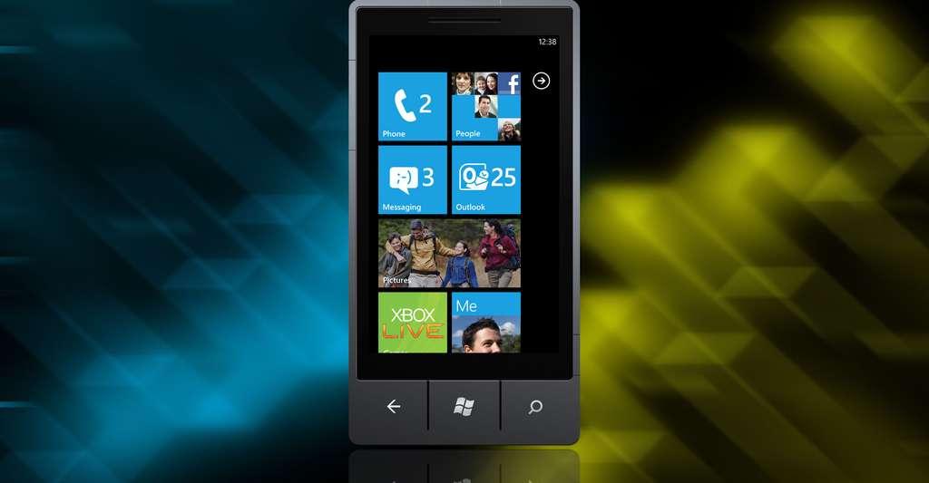 Microsoft parie sur la vente de licences à ses partenaires. © Microsoft