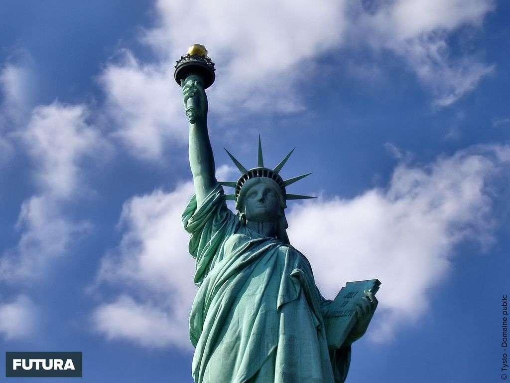 La statue de la Liberté New York - États-Unis