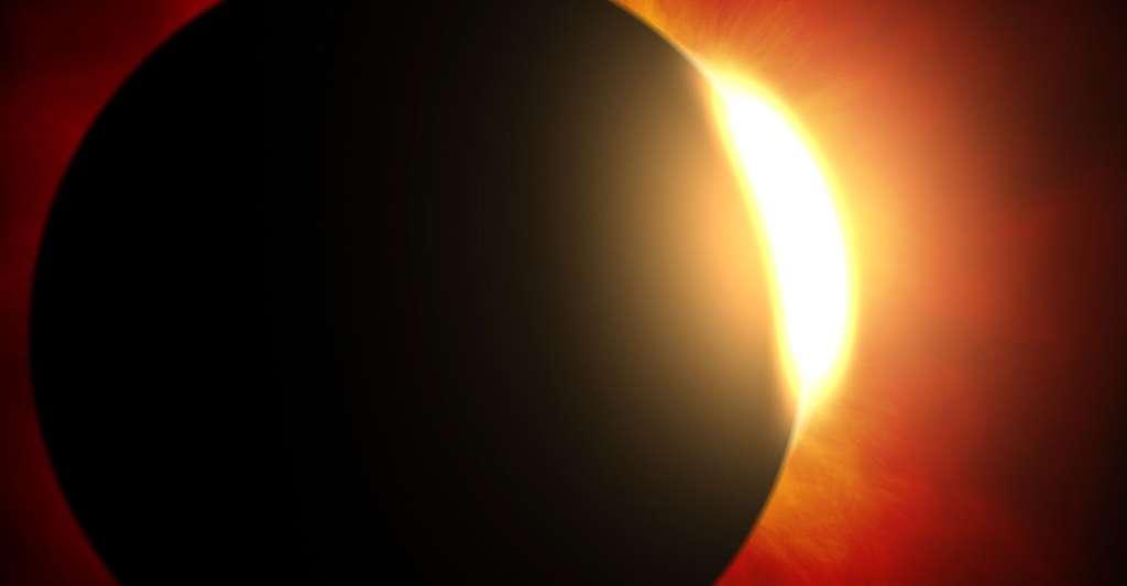 Eclipse de soleil. © PeteLinforth CC0 - Domaine public