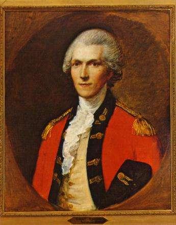 Benjamin Thompson, comte de Rumford (1753-1814) est un physicien américain. © Jim Buckley