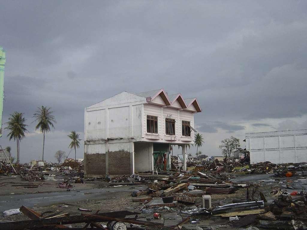 Ce qu'il reste de Banda Aceh