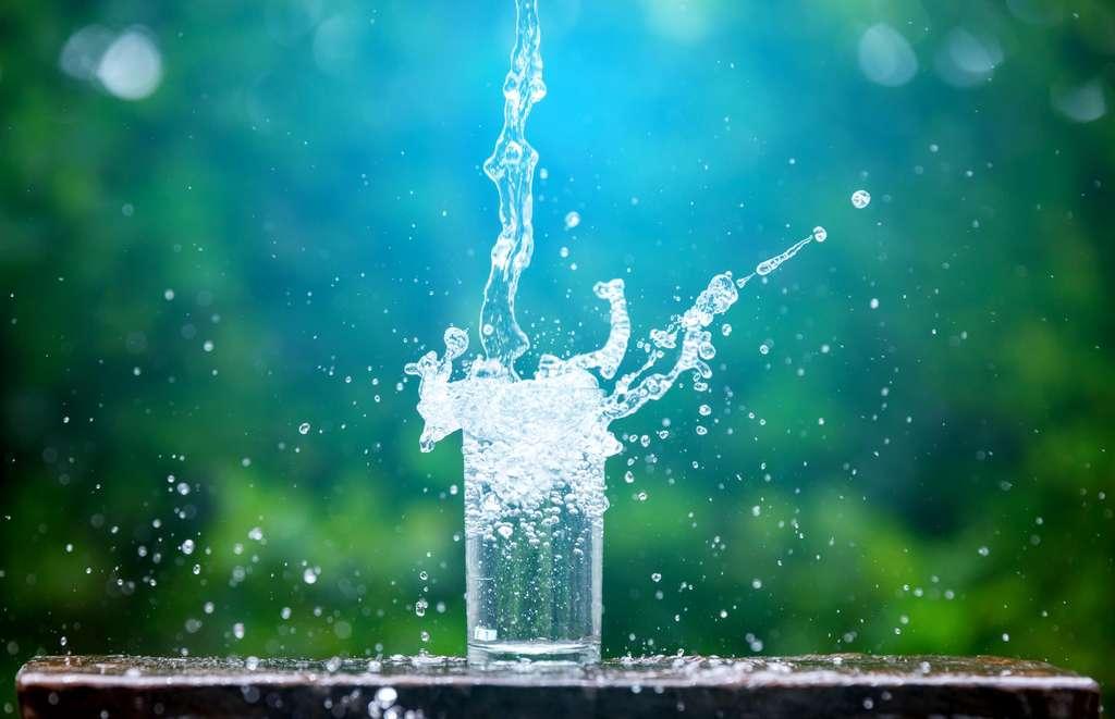 Face aux grandes chaleurs, pensez à rester hydratés © Noon@photo, Adobe Stock