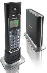 Le Philips VOIP433, le téléphone aux couleurs de Windows Live Messenger (Crédits : Philips)
