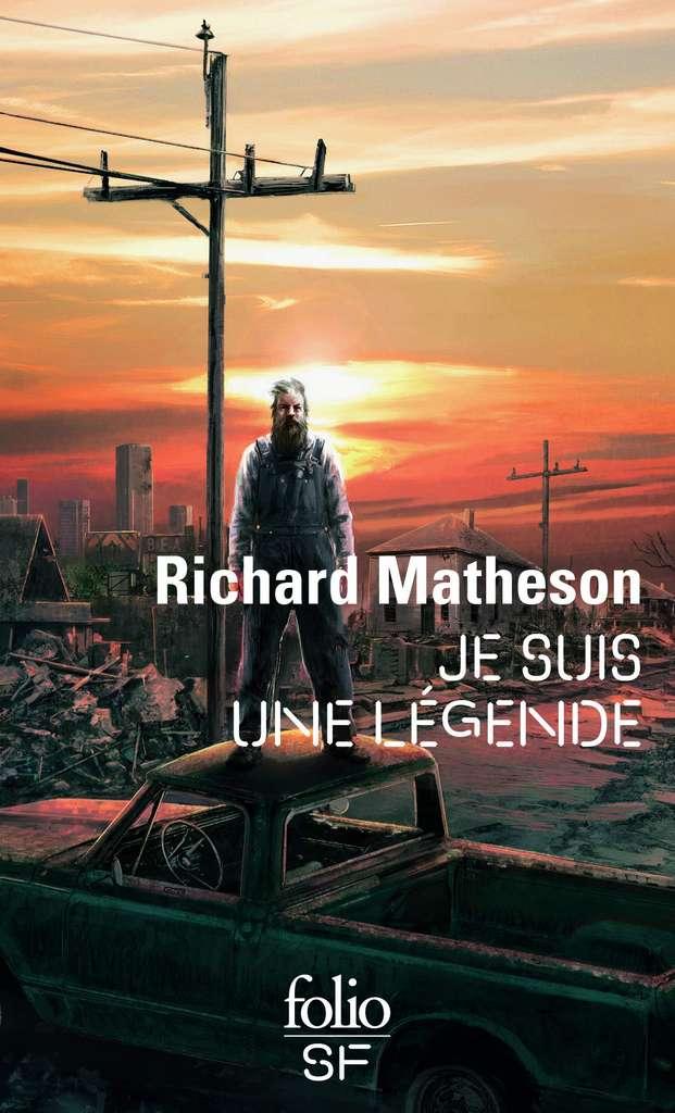 Richard Burton Matheson - Je suis une légende