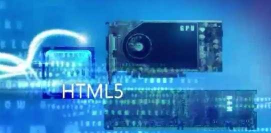 Accélération matérielle et respect des standards : IE9 fait un énorme bond en avant. © Microsoft