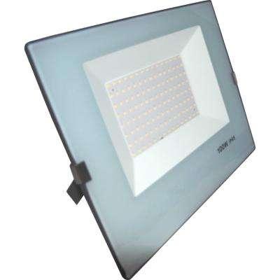 La certification IP65 autorise l'installation de ce type de projecteur en extérieur. © Silamp