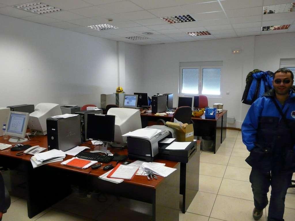 La salle des commandes du GranTeCan