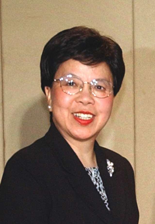 Margareth Chan est directrice générale de l'OMS depuis 2006. Elle a été réélue à la tête de l'instance sanitaire mondiale pour un second mandat en janvier 2012. © Fabio Pozzebom/ABr, Wikipédia, cc by 3.0