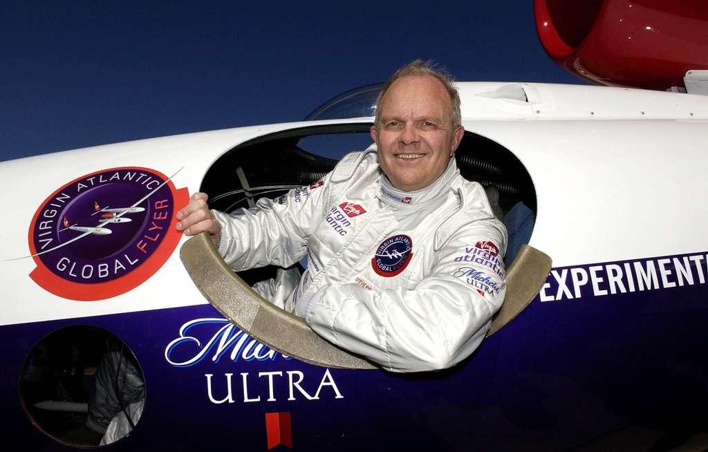 Le pilote Steve Fossett, un adepte du tour du monde