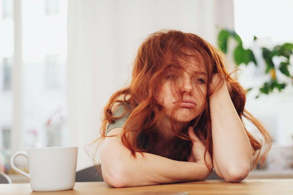 Stress, troubles du sommeil et dépression sont de ceux qui pourraient également avoir une influence sur le développement de la maladie d'Alzheimer. © contrastwerstatt, Adobe Stock