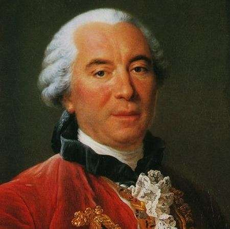 Georges-Louis Leclerc, comte de Buffon. © Sanditraverooka, Wikimedia commons, CC 4.0