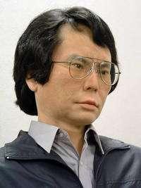 Geminoid, le clone humanoïde du professeur Hiroshi Ishiguro. © Ishiguro