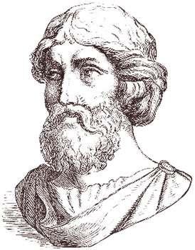 Portrait de Pythagore