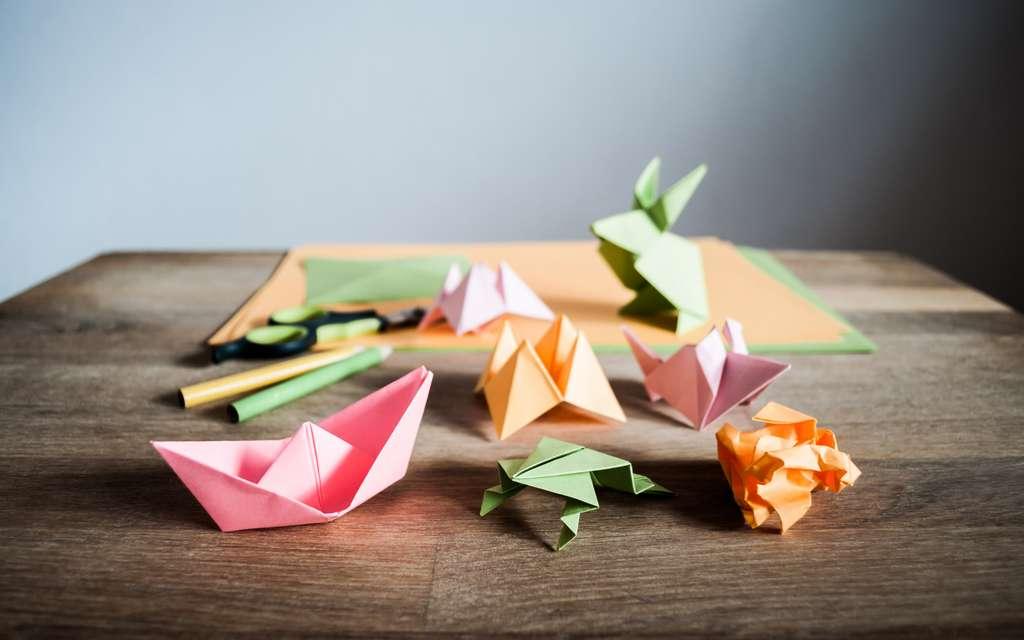 Les ingénieurs sont introduits à l'art de l'origami afin d'imaginer les bâtiments du futur. © kicia_papuga / IStock.com