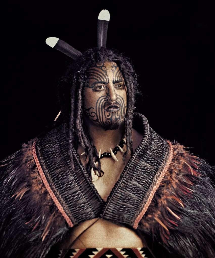 Les Maoris - Nouvelle-Zélande
