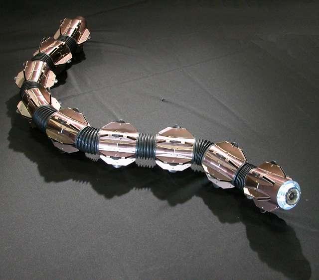 ACM-R5, le robot-serpent