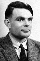 Alan Turing est à l'origine du concept de machine universelle. © DR
