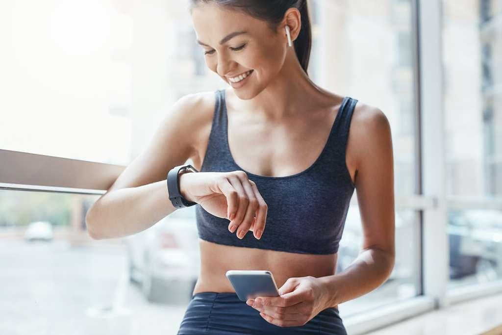 Une technologie au service de la santé. © Friends Stock, Adobe Stock