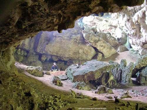 Grotte Gua Tebok.