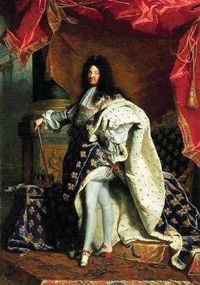 Louis XIV joua un rôle particulièrement important dans l'histoire de Rochefort. © DR