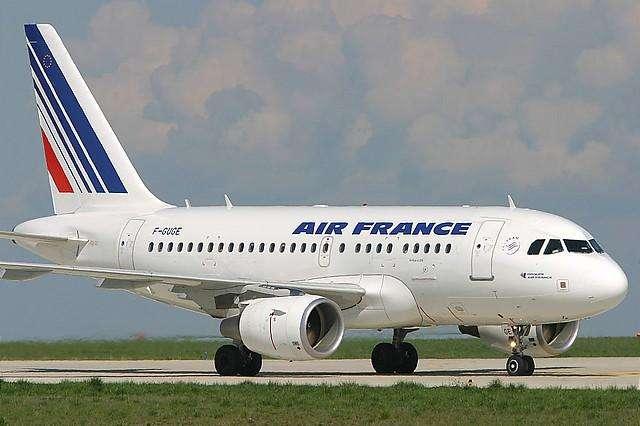 Présentation du premier Airbus en 1973 (ici, un Airbus A300). © Philippe Noret, Wikipédia CC