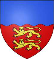 Blason du Calvados