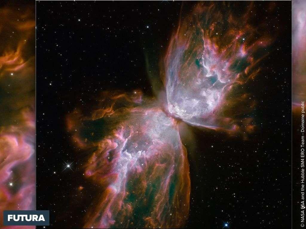 NGC 6302 Nébuleuse de l'Insecte Nébuleuse du Papillon
