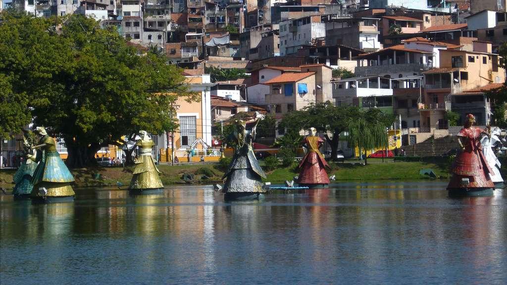 Le Dique do Tororó, Salvador de Bahia