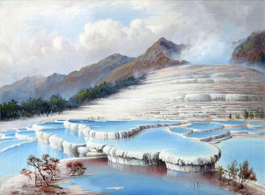 Les terrasses blanches, une merveille à jamais disparue