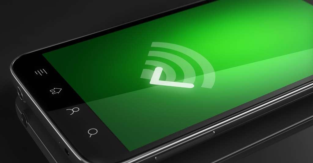 Signal Wifi. © CLIPAREA l Custom media, Shutterstock