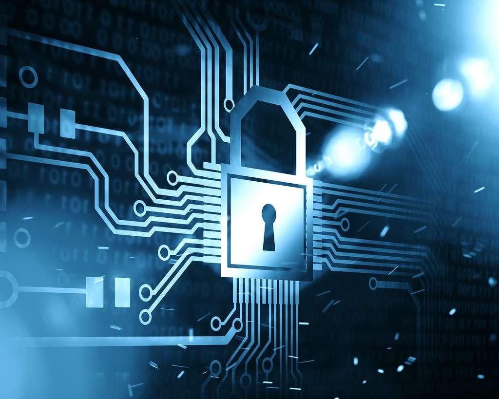 Le VPN, la meilleure façon de désarmer les hackers. ©Mike MacKenzie, via www.vpnsrus.com
