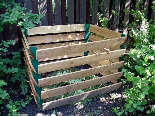 Le bac à compost fera indubitablement partie du jardin de 2020. © Daryl Mitchell, Flickr by sa 2.0