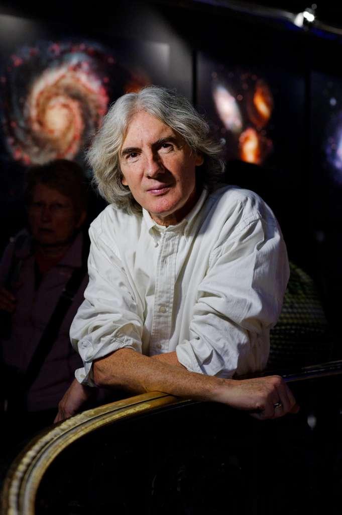 Jean-Marc Bonnet-Bidaud est astrophysicien au Commissariat à l'énergie atomique et aux énergies alternatives (CEA), également historien des sciences et vulgarisateur scientifique à ses heures. © Jean-Marc Bonnet-Bidaud